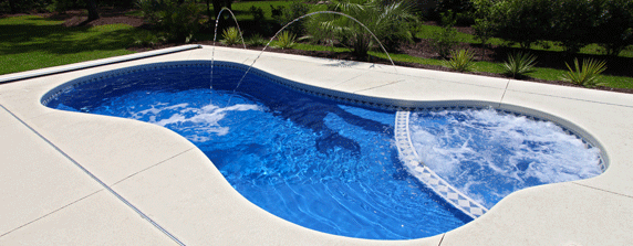Tarson Pools In Ground Fiberglass Pools San Juan Pools